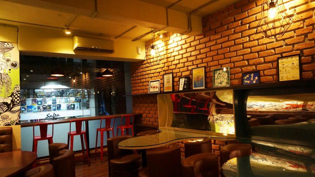 Red Bar seating2-min